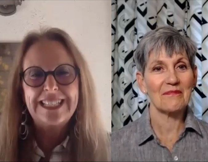 The Path to Enlightenment and Inner Peace / Shari Arison Meets Lynne McTaggart